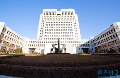 서울 서초구 대법원 전경. 사진=박정훈 기자