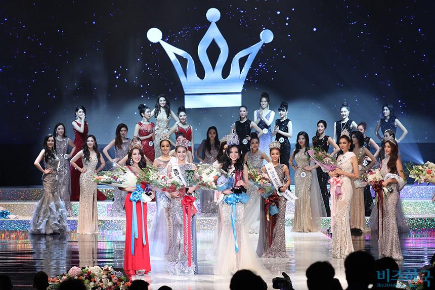2018년 미스퀸코리아 선발대회가 22일 오후 서울 광진구 워커힐 호텔에서 열렸다. 수상자는 미스유니버스, 미스월드, 미스슈프라내셔널에 참가하게 된다. 사진=박정훈 기자