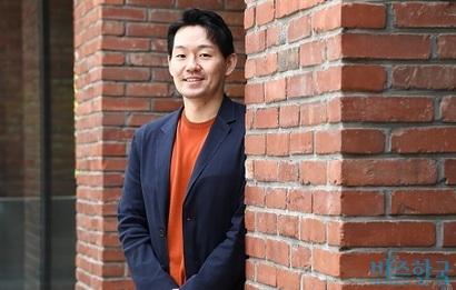 곽성욱 시리즈벤처스 공동대표는 실물 경제에 대해 좀 더 깊숙하게 관여하고자 AC 사업을 시작했다. 사진=임준선기자
