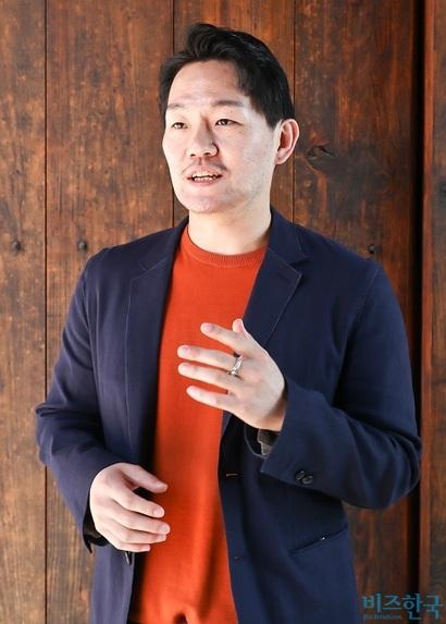 곽성욱 대표는 기업을 지원할 때 자신도 일정 금액을 투자한다고 했다. 스스로 확신이 있어야 투자자들에게 추천할 수 있어서라고. 사진=임준선 기자