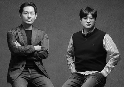 곽성욱 대표(왼쪽)는 공동 창업자인 박준상 대표와 함께 시리즈벤처스를 이끌고 있다. 사진=시리즈벤처스 홈페이지